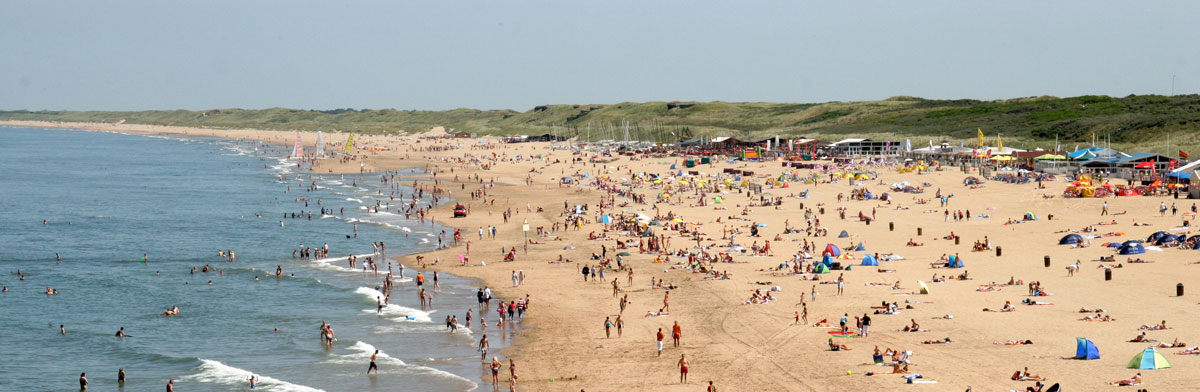 Strandtenten Strand Den Haag